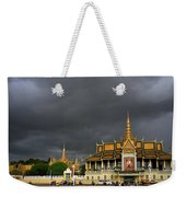 Royal Palace Cambodia Weekender Tote Bag
