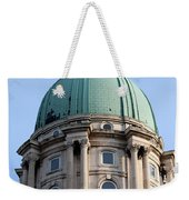 Royal Palace Dome In Budapest Weekender Tote Bag
