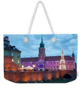 Royal Palace In The Old Town Of Warsaw Weekender Tote Bag