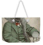 Royal Portrait Weekender Tote Bag