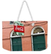 Royal St. Pharmacy Weekender Tote Bag