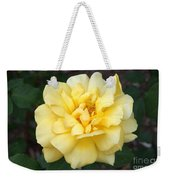 Royal Yellow Delight Rose... Weekender Tote Bag