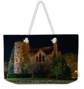 Roycroft Chapel Weekender Tote Bag
