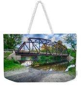 Rt 106 Bridge Weekender Tote Bag
