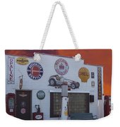 Rt 66 Dwight Il Roadside Attraction Weekender Tote Bag