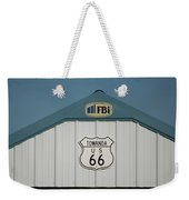 Rt 66 Towanda Plague Weekender Tote Bag