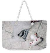 Rubber Duck Weekender Tote Bag by Joana Kruse
