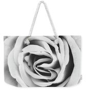 Rubellite Rose Bw Palm Springs Weekender Tote Bag
