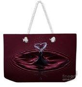 Rubies And Diamonds Weekender Tote Bag