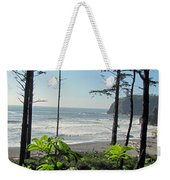 Ruby Beach I Weekender Tote Bag