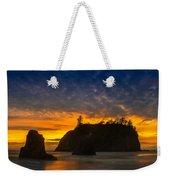 Ruby Beach Olympic National Park Weekender Tote Bag