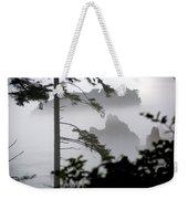 Ruby Beach Washington State Weekender Tote Bag