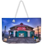 Ruby's Diner On The Pier Weekender Tote Bag