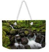 Ruckel Creek  Oregon, United States Weekender Tote Bag