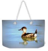 Ruddy Duck Weekender Tote Bag