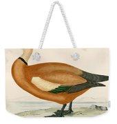 Ruddy Sheldrake Weekender Tote Bag