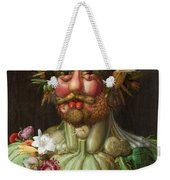 Rudolf II Of Habsburg As Vertumnus Weekender Tote Bag
