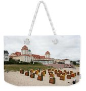 Ruegen Island Beach - Germany Weekender Tote Bag