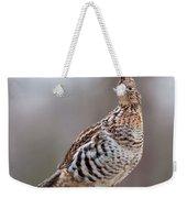 Ruffed Grouse Weekender Tote Bag