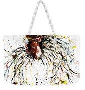 Ruffled Feathers Weekender Tote Bag
