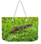 Rufous Garden Slug Weekender Tote Bag