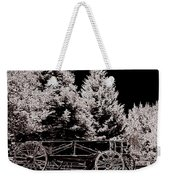 Rugged Trails Weekender Tote Bag