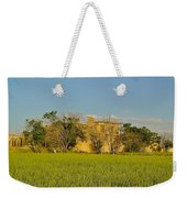Ruin Of A Khan House Weekender Tote Bag