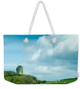 Ruins Of Irish Castle Weekender Tote Bag