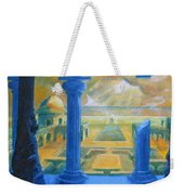 Ruins Of Lankapura Weekender Tote Bag