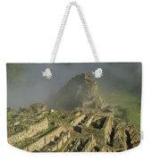 Ruins Of Machu Picchu Peru Weekender Tote Bag