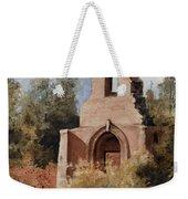 Ruins Of Morley Church Weekender Tote Bag by Sam Sidders