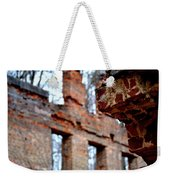 Ruins Of Sweetwater Manufacturing Company Weekender Tote Bag