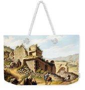 Ruins Of The Stadium, 1790s Weekender Tote Bag