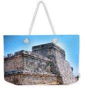 Ruins Of Tulum Mexico Weekender Tote Bag