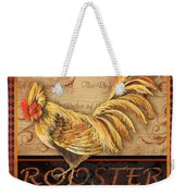 Ruler Of The Roost-2 Weekender Tote Bag