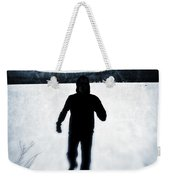 Run  Weekender Tote Bag
