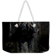 Running In The Shadows Weekender Tote Bag