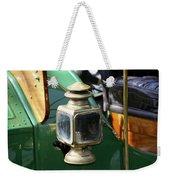 Oil Lamp Running Light Weekender Tote Bag