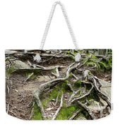 Running Out Of Ground Weekender Tote Bag