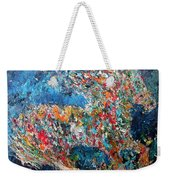 Running Stallion - Oil Portrait Weekender Tote Bag