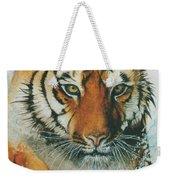 Running Tiger Weekender Tote Bag