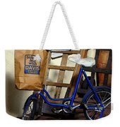 Running To The Store Weekender Tote Bag