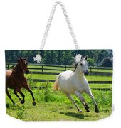 Running Wild Weekender Tote Bag by Paul Ward