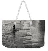 Running Wild Running Free Weekender Tote Bag by Edward Fielding