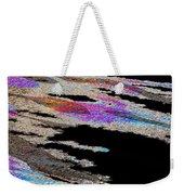 Runnoff Rainbows Weekender Tote Bag