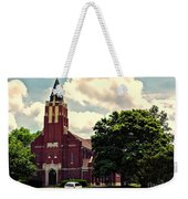 Rural Church Usa Weekender Tote Bag