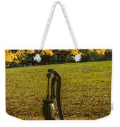 Rural Connecticut Autumn Weekender Tote Bag
