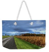 Rural Drama.. Weekender Tote Bag
