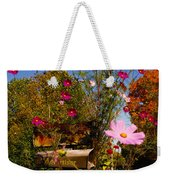 Rural Free Delivery Advantage Of Country Living Weekender Tote Bag