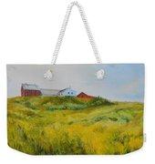 Rural Haze Weekender Tote Bag